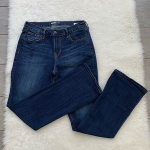 Old Nacy jeans boot cut size 6